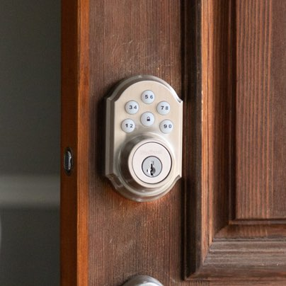 Long Beach security smartlock