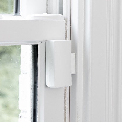 Long Beach security window sensor